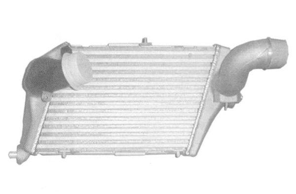 Intercooler radiateur de turbo NRF 30761 (X1)
