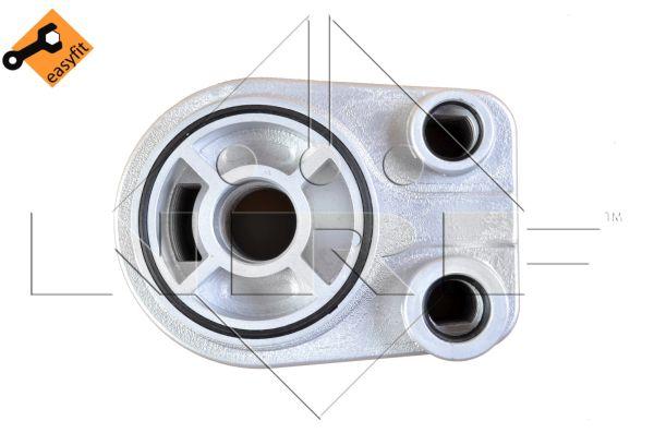 Radiateur huile NRF 31221 (X1)