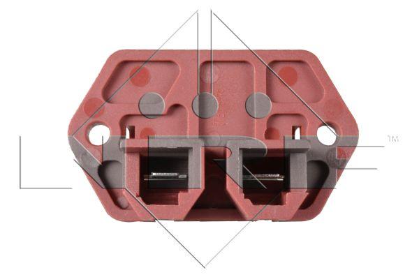 Resistance moteur de ventilateur de chauffage NRF 342005 (X1)