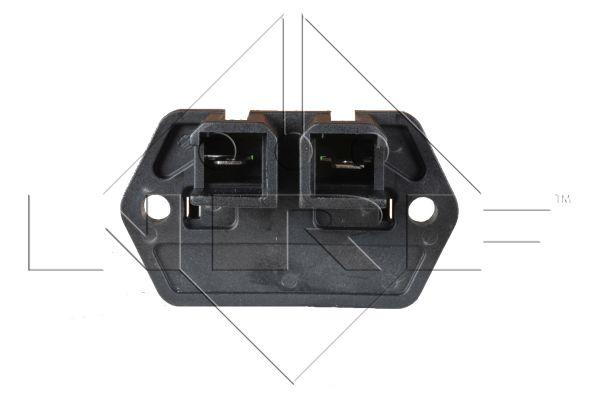 Resistance moteur de ventilateur de chauffage NRF 342008 (X1)