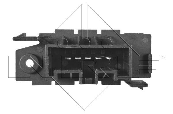 Resistance moteur de ventilateur de chauffage NRF 342012 (X1)