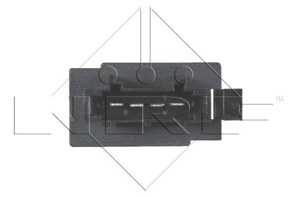 Resistance moteur de ventilateur de chauffage NRF 342019 (X1)
