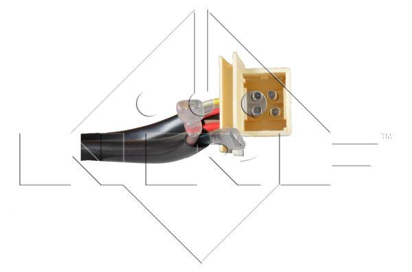 Resistance moteur de ventilateur de chauffage NRF 342024 (X1)