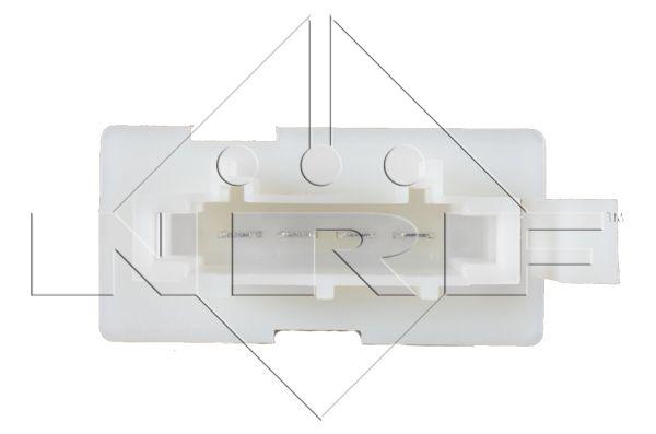 Resistance moteur de ventilateur de chauffage NRF 342067 (X1)