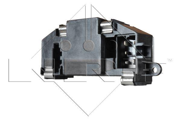 Resistance moteur de ventilateur de chauffage NRF 342069 (X1)