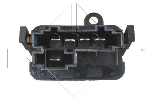 Resistance moteur de ventilateur de chauffage NRF 342073 (X1)