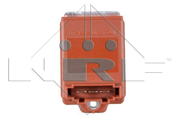 Resistance moteur de ventilateur de chauffage NRF 342075 (X1)