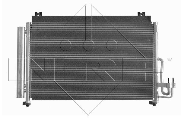 Condenseur / Radiateur de climatisation NRF 350002 (X1)