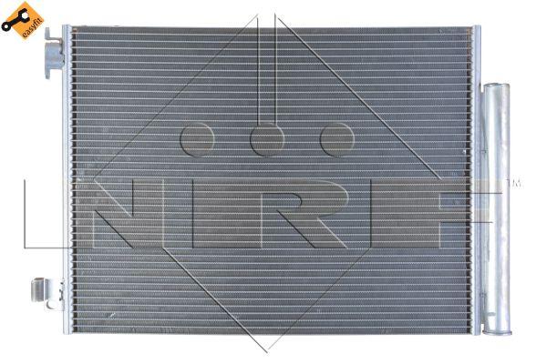 Condenseur / Radiateur de climatisation NRF 350212 (X1)