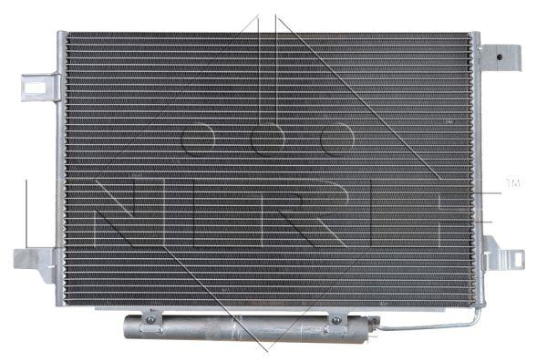 Condenseur / Radiateur de climatisation NRF 35758 (X1)