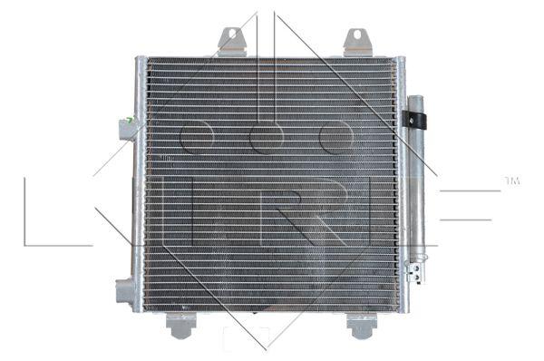 Condenseur / Radiateur de climatisation NRF 35778 (X1)
