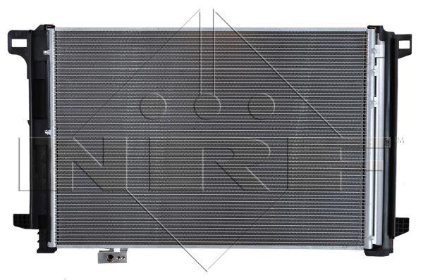 Condenseur / Radiateur de climatisation NRF 35793 (X1)