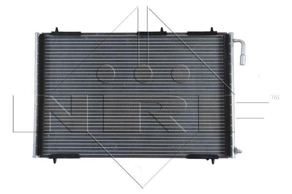Condenseur / Radiateur de climatisation NRF 35836 (X1)