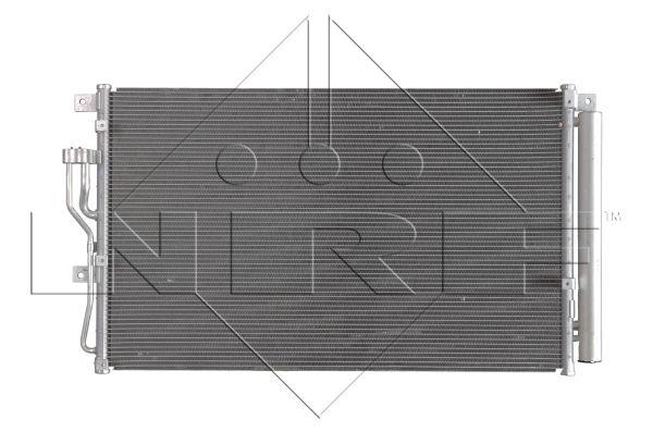 Condenseur / Radiateur de climatisation NRF 35990 (X1)