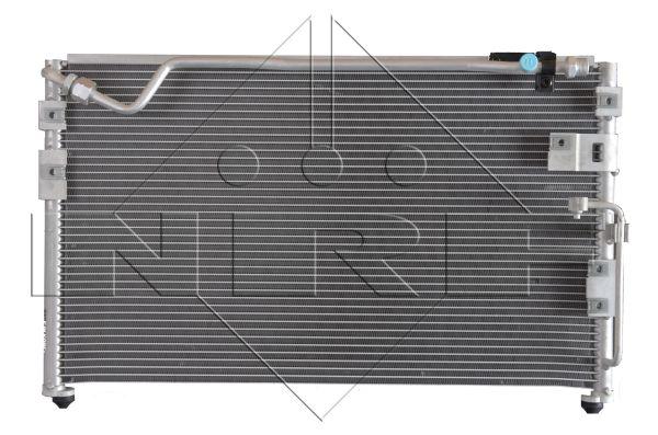 Condenseur / Radiateur de climatisation NRF 35991 (X1)