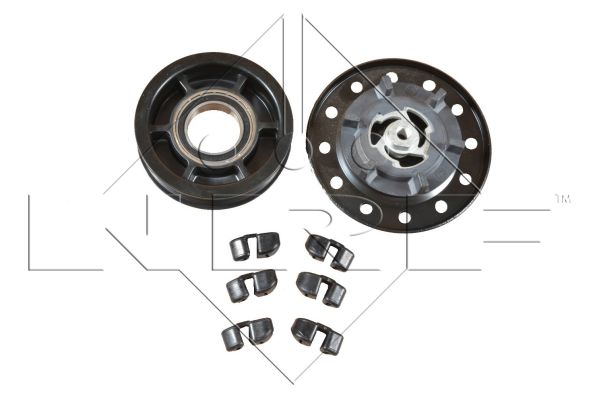 Bobine, compresseur-embrayage magnétique NRF 380002 (X1)