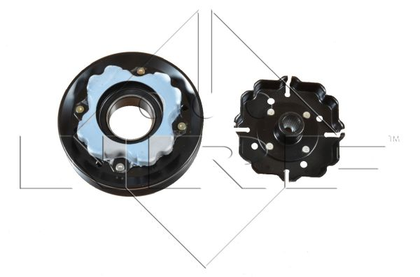 Bobine, compresseur-embrayage magnétique NRF 380003 (X1)
