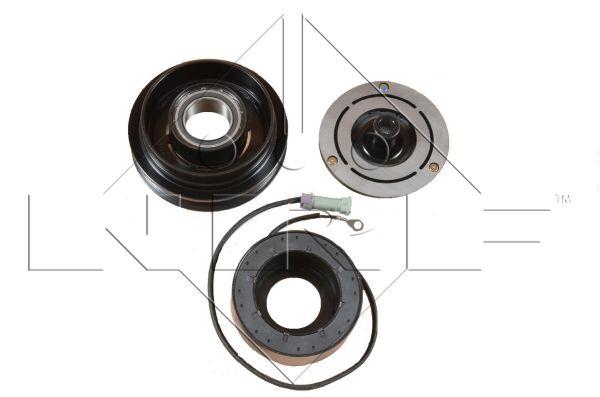 Bobine, compresseur-embrayage magnétique NRF 380008 (X1)