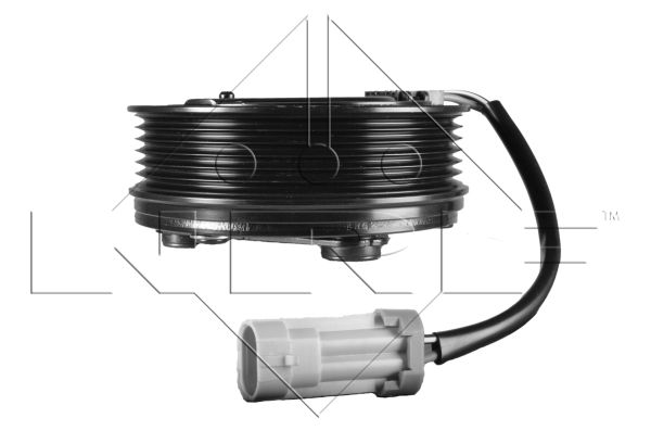 Bobine, compresseur-embrayage magnétique NRF 380013 (X1)