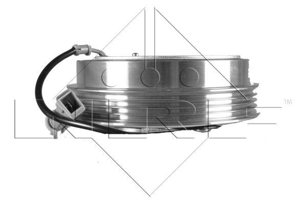Bobine, compresseur-embrayage magnétique NRF 380019 (X1)