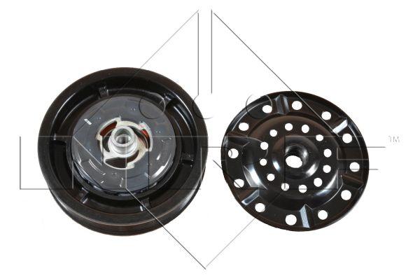 Bobine, compresseur-embrayage magnétique NRF 380027 (X1)