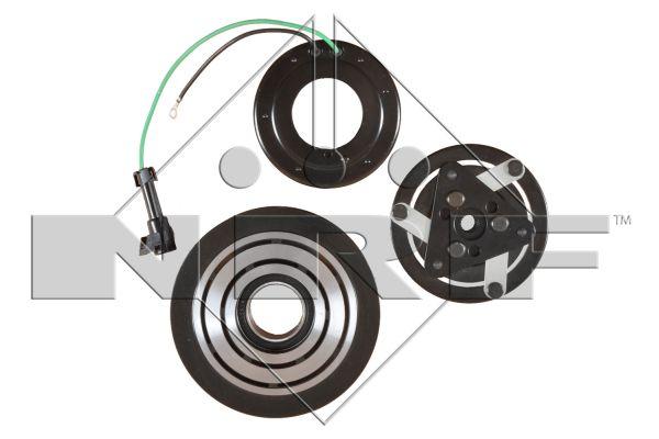 Bobine, compresseur-embrayage magnétique NRF 380029 (X1)