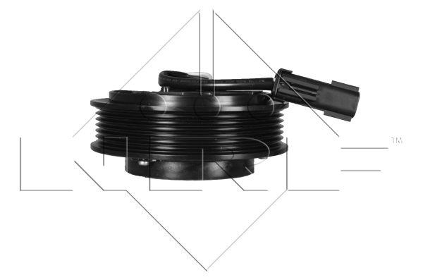 Bobine, compresseur-embrayage magnétique NRF 380034 (X1)