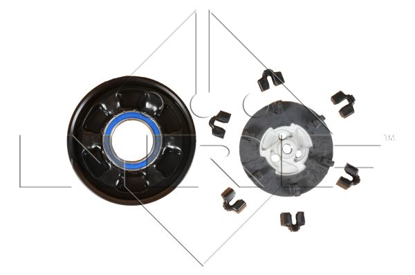 Bobine, compresseur-embrayage magnétique NRF 380041 (X1)