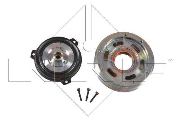 Bobine, compresseur-embrayage magnétique NRF 380043 (X1)