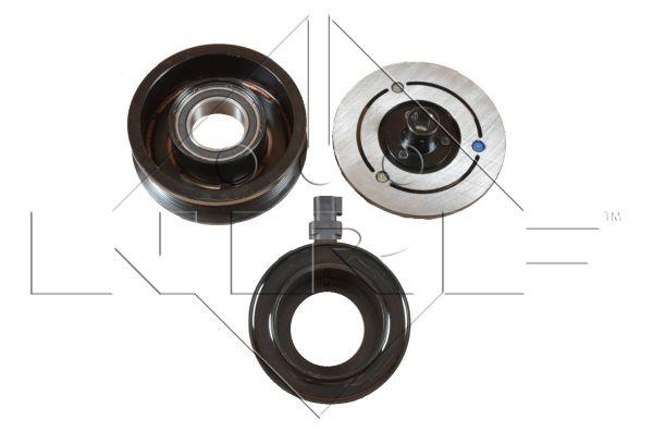 Bobine, compresseur-embrayage magnétique NRF 380045 (X1)