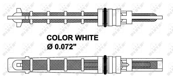 Detendeur de climatisation NRF 38211 (X1)