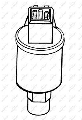 Pressostat de climatisation NRF 38900 (X1)