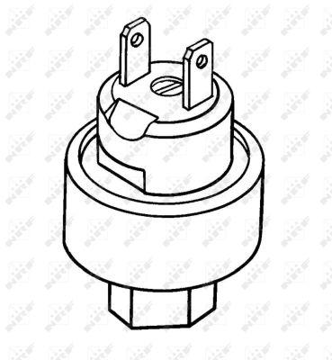 Pressostat de climatisation NRF 38904 (X1)