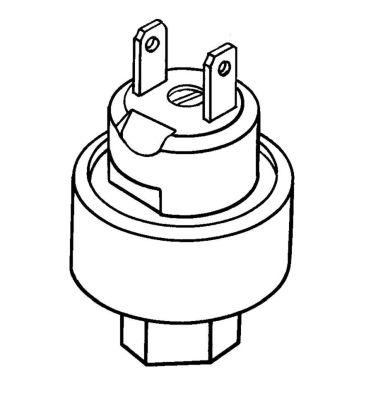 Pressostat de climatisation NRF 38905 (X1)