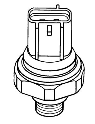 Pressostat de climatisation NRF 38908 (X1)
