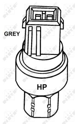 Pressostat de climatisation NRF 38910 (X1)