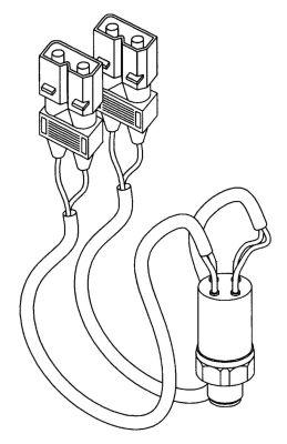 Pressostat de climatisation NRF 38924 (X1)