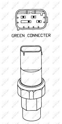 Pressostat de climatisation NRF 38925 (X1)