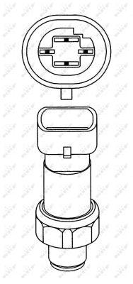 Pressostat de climatisation NRF 38930 (X1)