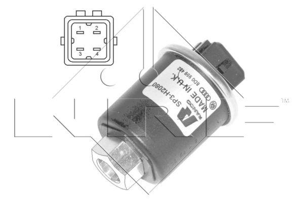 Pressostat de climatisation NRF 38938 (X1)