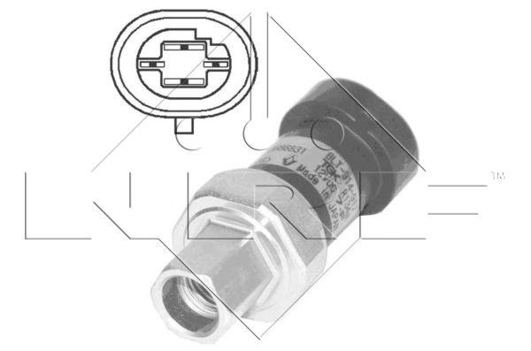 Pressostat de climatisation NRF 38944 (X1)