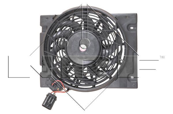Ventilateur de radiateur NRF 47010 (X1)