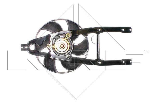 Ventilateur de radiateur NRF 47229 (X1)