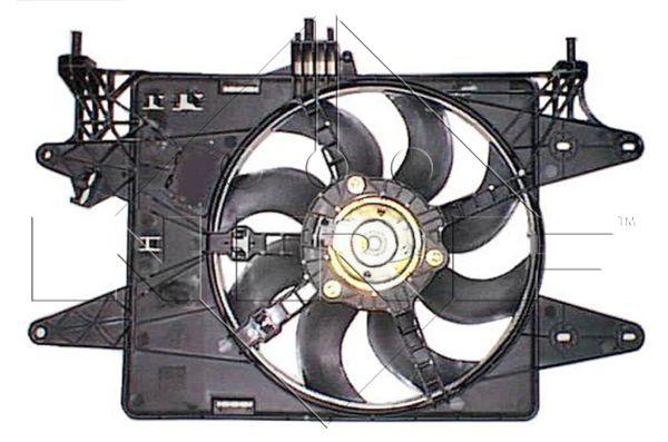 Ventilateur de radiateur NRF 47232 (X1)