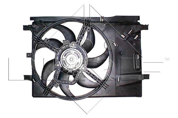 Ventilateur de radiateur NRF 47236 (X1)