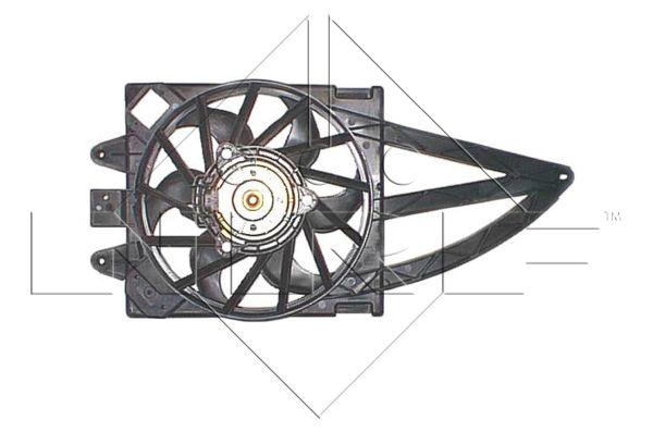 Ventilateur de radiateur NRF 47240 (X1)