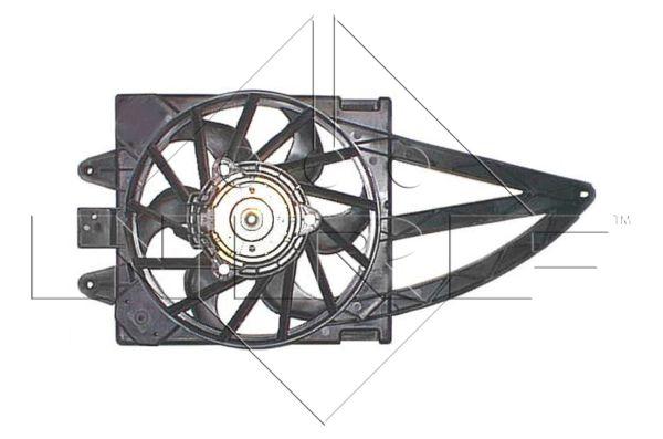 Ventilateur de radiateur NRF 47241 (X1)