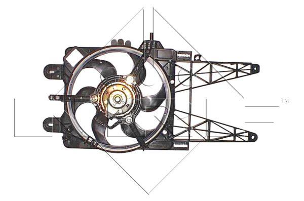 Ventilateur de radiateur NRF 47246 (X1)