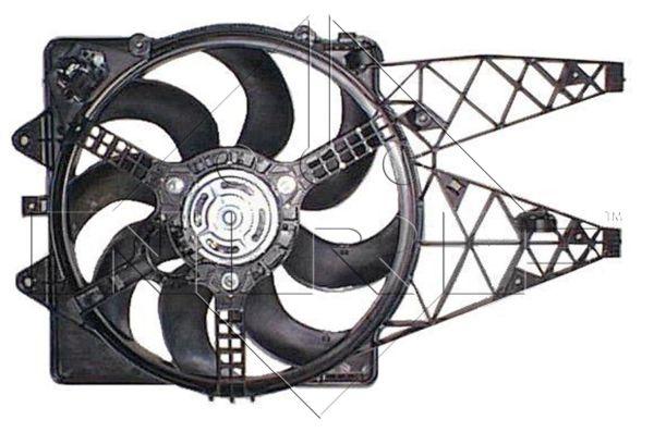 Ventilateur de radiateur NRF 47252 (X1)