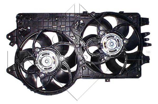 Ventilateur de radiateur NRF 47253 (X1)